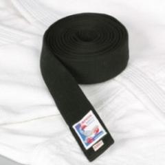 schwarzer gürtel kampfsport