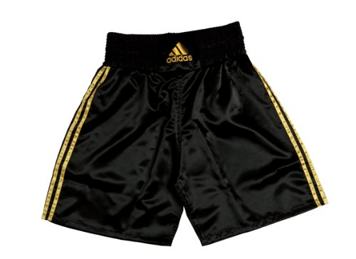 Adidas Boxing-Short, black/gold