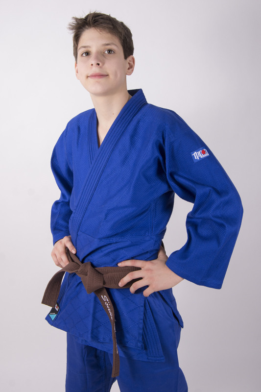 "Judoanzug IPPON Gear ""Beginner"" blau"