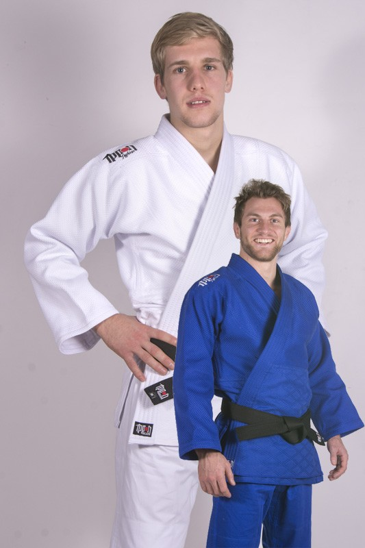 "Judoanzug IPPON Gear ""Fighter"" weiß"