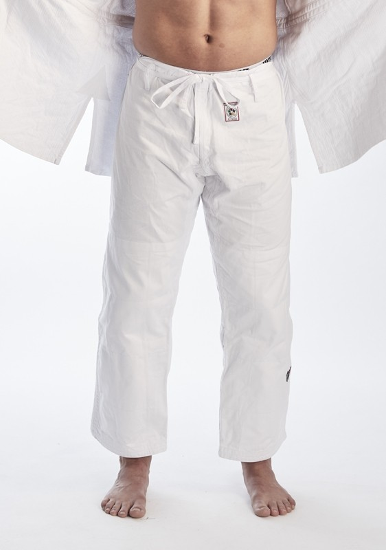 "Judohose IPPON Gear ""Legend"" IJF weiß"